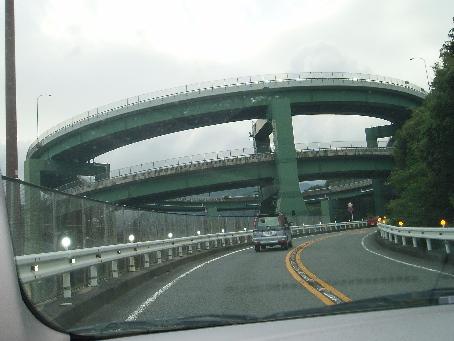 河津ループ橋