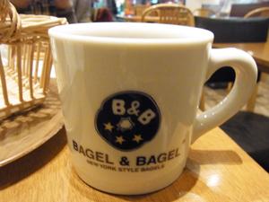 ベーグル&のカフェ3