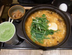 茶鍋カフェ kagurazaka saryo2