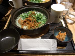 茶鍋カフェ kagurazaka saryo5