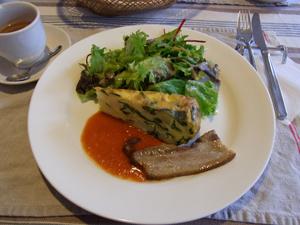 ペンションサンディーベル朝食8