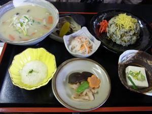 郷土料理ひめ路お昼3