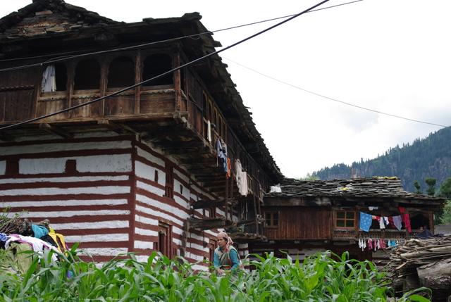 マナーリの家