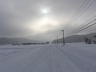 11 2/20  積雪