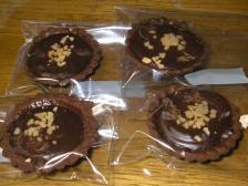 お手製チョコレート