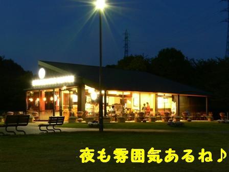 夕暮れカフェ