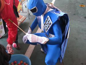 ブルーのたこつりB
