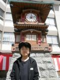 TBB西日本ツアーからくり時計