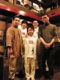 TBB西日本ツアー大分ブリックブロック記念撮影