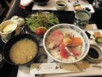 博多海鮮丼ランチ