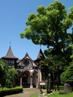 土浦一高旧本館