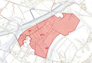 稲岡地区 地区計画