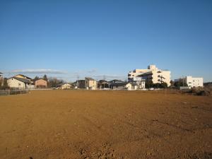 上横場 7区画開発分譲地