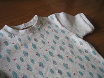 てんとう虫Tシャツ2
