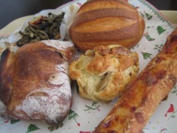 ブールブールのパン