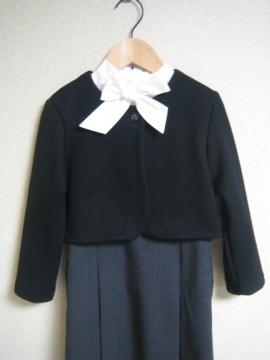 入学式の服2