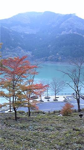 埼玉県神流湖(下久保ダム)