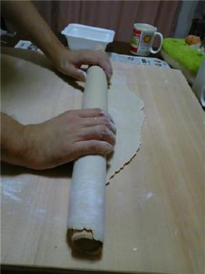 蕎麦打ち3