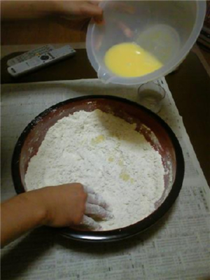 蕎麦打ち6