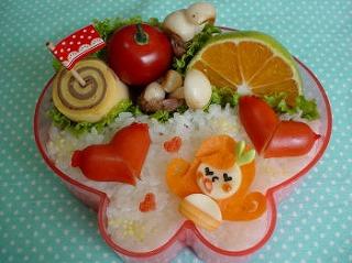 幼稚園のおべんとう*ssmamaのキャラ弁