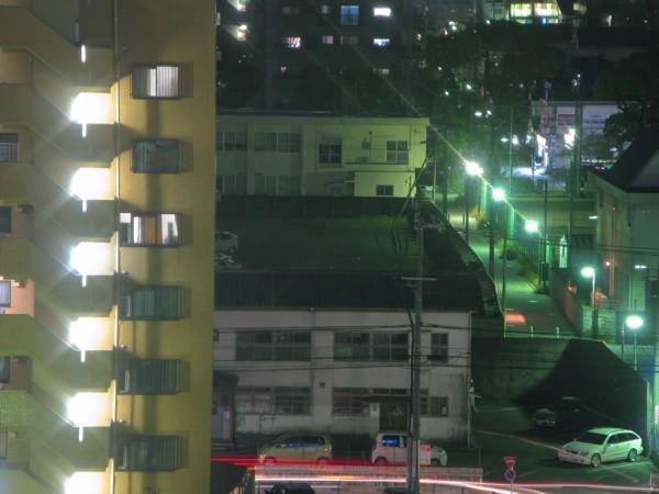 久留米の夜景1