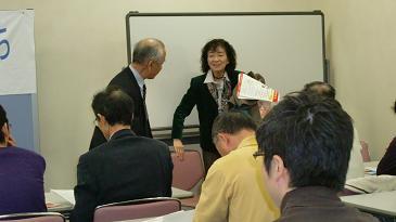 前区長と女団連会長