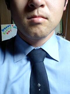 封印のネクタイ