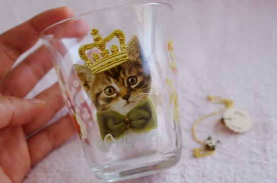 可愛いガラス瓶2312