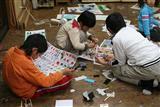 2009 3. もじもじコラージュサイコロアート 006_R