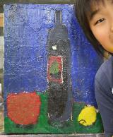 2009  こども油絵教室 009_R
