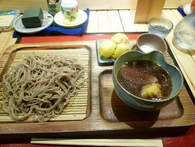 蕎麦は日本食