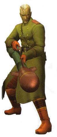 ヴォルギン大佐