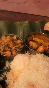 ダバインディア美味しい料理