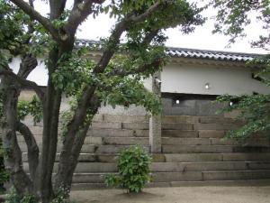 大阪城城壁