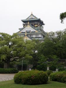 大阪城お勧め