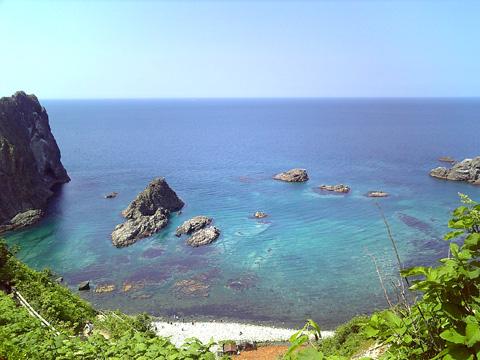 20090705島武意海岸