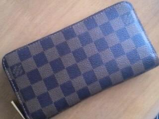 ヴィトンの長財布~♪