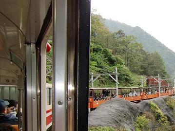 トロッコ列車pa-to2