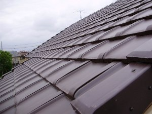 5月22日・屋根工事完了