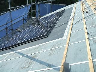 太陽光設置3