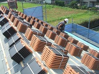 屋根工事DSCF2167