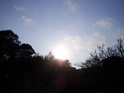 100507夕陽