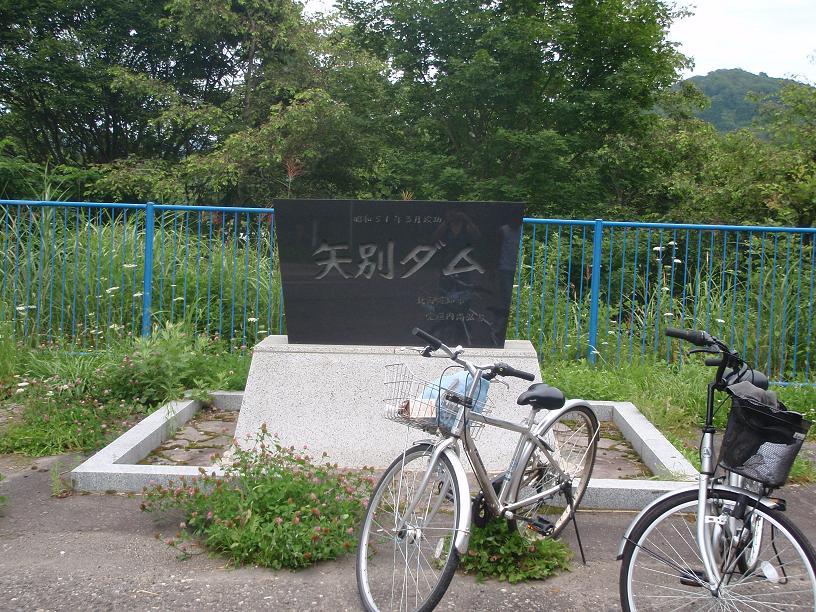 矢別ダム 2