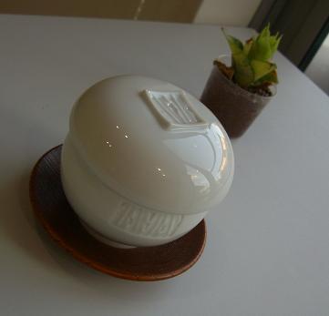 白磁茶器①