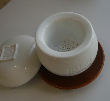 白磁茶器③