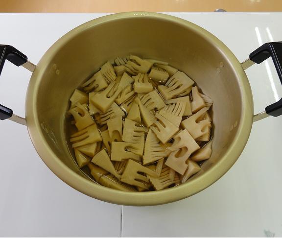 たけのこ煮12