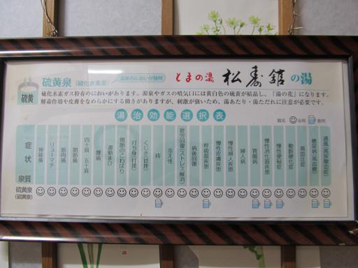 20110515・松之山上野鉱泉効能3