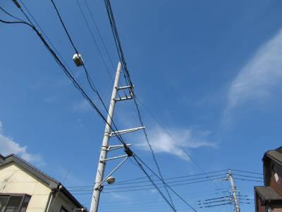 20110524・空・小手指が原花畑01