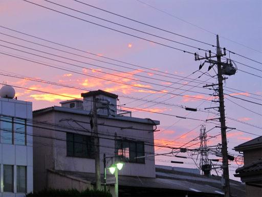20110624・朝焼け5