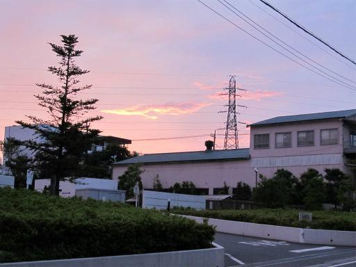 20110624・朝焼け7